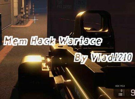mem hack warface
