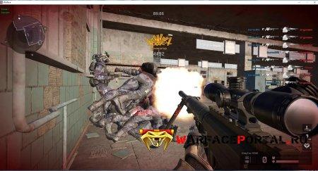 PVE hack Warface