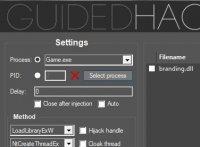 GH Injector 3.3 - инжектор для Warface и других игр